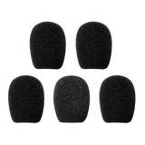 Microphone Sponges - suit 10R, 10S 20S SMH10R SMH5 3S TuffTalk and SPH10 series (5pcs)