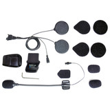 Sena Helmet Clamp Kit with Attachable Boom Mic for SMH5, SMH5-FM and SPH10H-FM