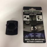 25mm Flat Surface Adapter for Action Cameras